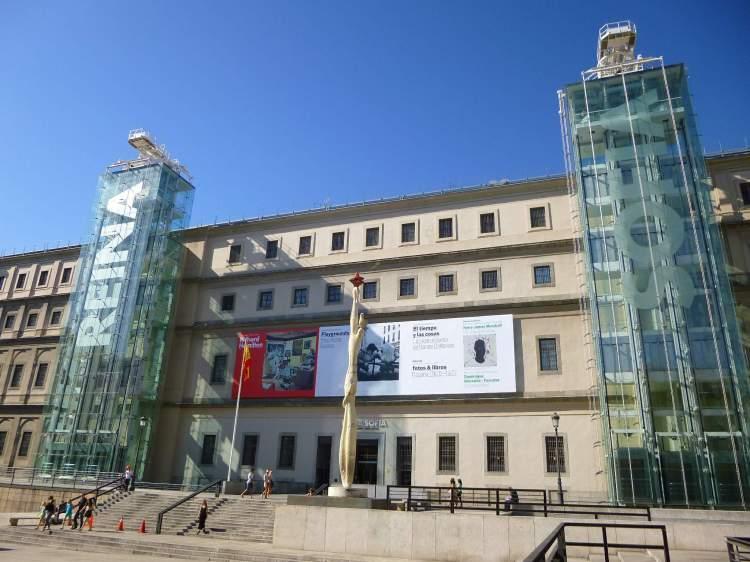 Museo Reina Sofia de Madrid