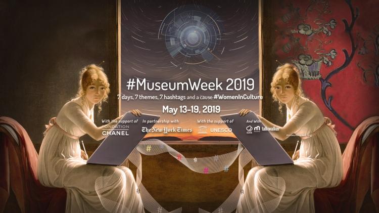 #MuseumWeek 2019